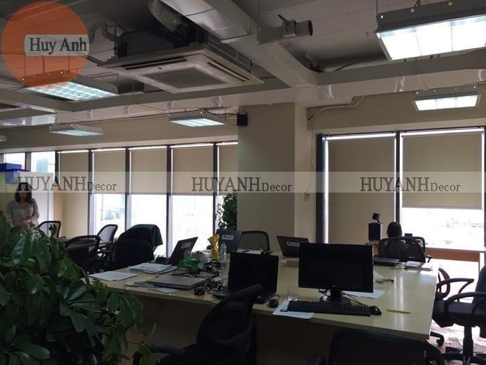 Cung cấp rèm cuốn cửa sổ văn phòng công ty Kaidoo 16 kim ngưu – Hai bà trưng