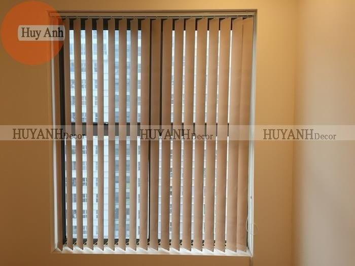 89 Mẫu rèm lá dọc loại rèm cửa nhựa văn phòng giá rẻ đẹp #1 2018