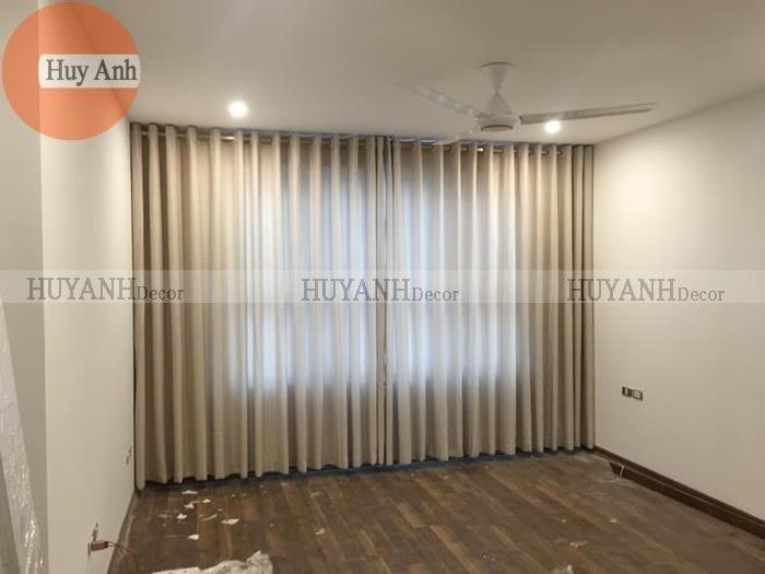 Lắp rèm cuốn Hàn quốc – Rèm vải cao cấp tại 11b Âu cơ Tây Hồ