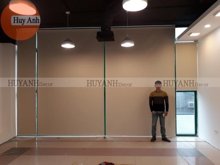 Công trình rèm cuốn văn phòng ở 44 Tràng tiền – Hoàn kiếm – Hà nội