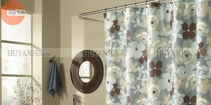 Rèm nhà tắm (Phòng tắm) không thấm nước
