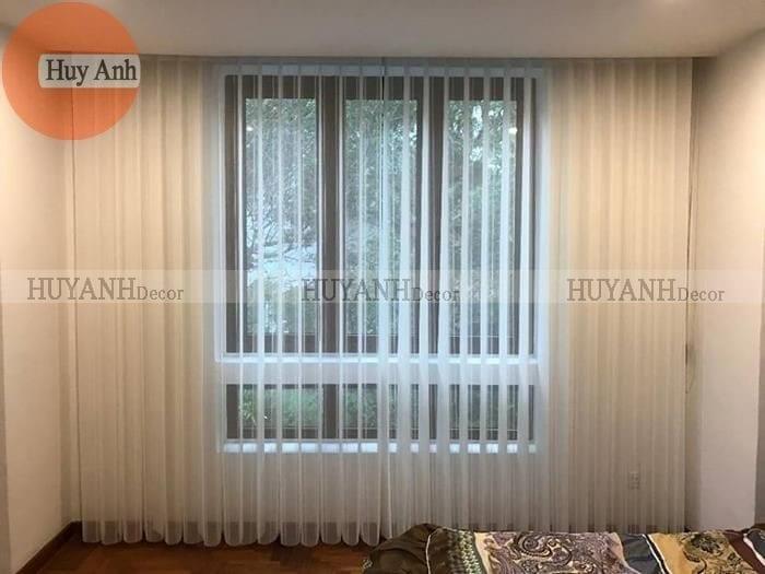 Huy Anh Decor sở hữu đội thợ dazinang: biết lắp rèm cửa biết cả dán giấy dán tường!