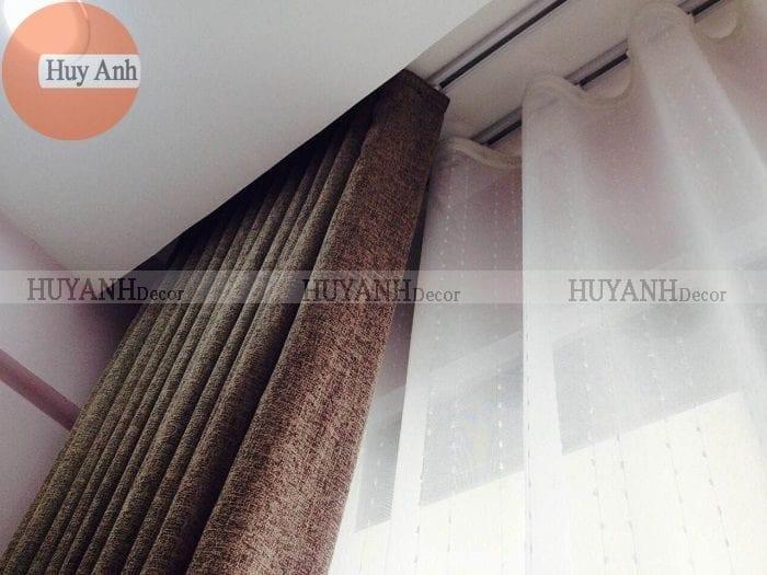 Đừng để lãng phí điều hòa và tốn tiền điện, vì chưa có rèm ngăn phòng