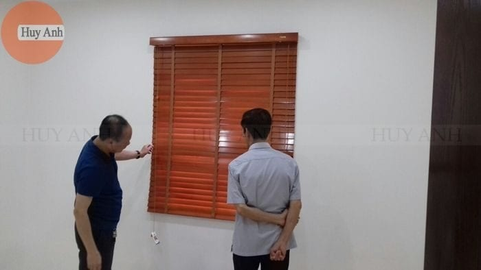 Update 7/2018: 11 Mẫu rèm cửa sổ bằng gỗ tự nhiên đẹp giá rẻ nhất