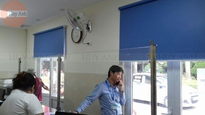 (LIVE) Thi công rèm cuốn cửa sổ tphcm tại Vinhomes Bason Quận 1