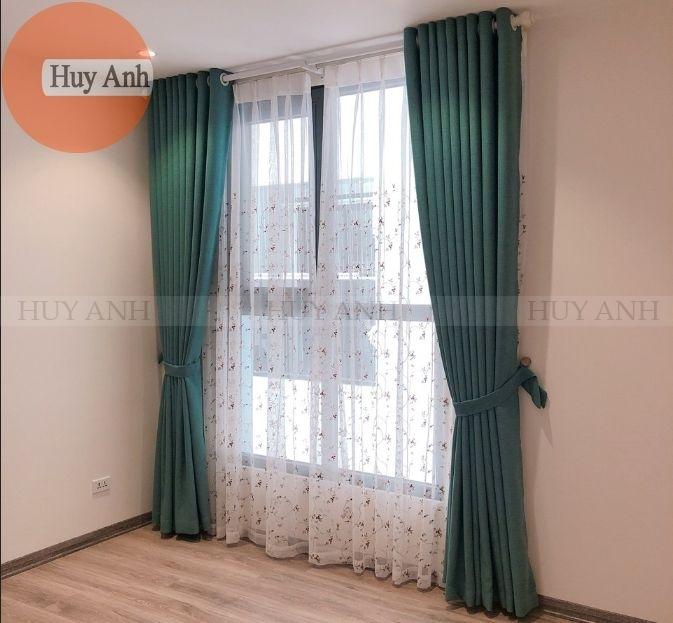 Rèm vải cao cấp linen 2066-28