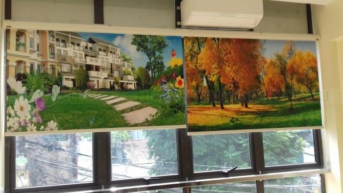 Đang Hót: 39 Mẫu rèm cuốn tranh 3d đẹp giá 355k Hà Nội – TPHCM
