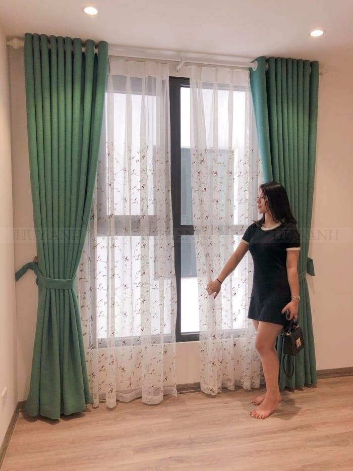 5 Lý do nên sử dụng Rèm Vải cho cửa sổ phòng ngủ và phòng khách