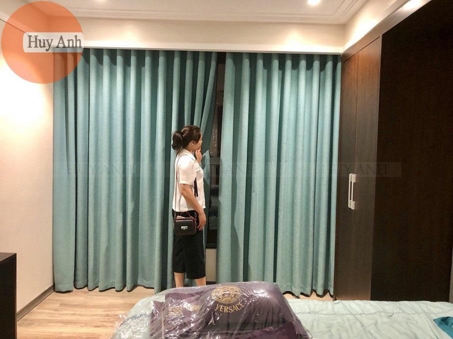 Rèm vải cao su Korea PHD