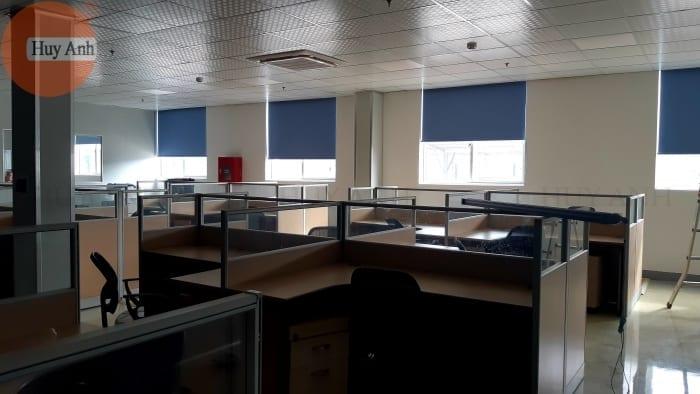 Rèm cuốn cao cấp văn phòng Vitalink KCN Vân Trung – Bắc Giang