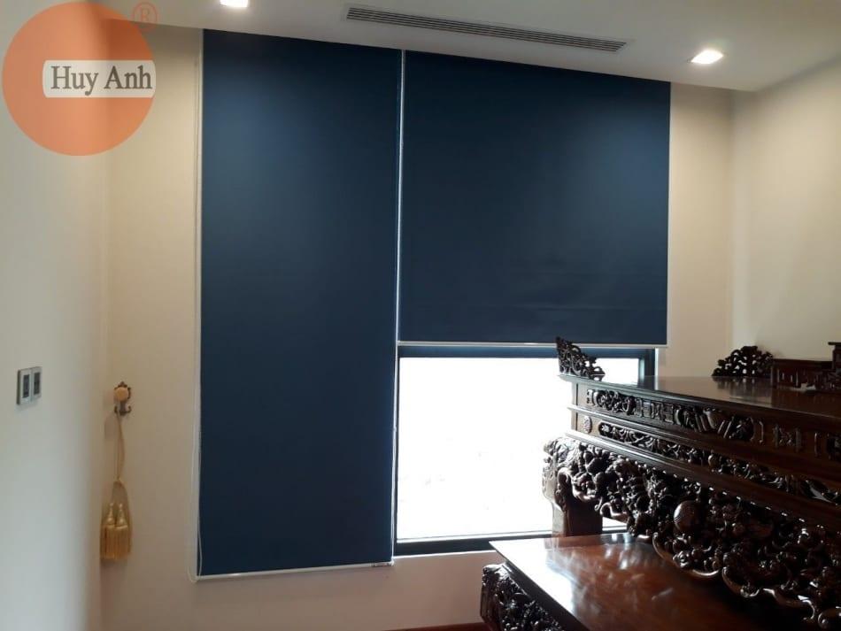 Rèm cuốn tráng cao su chống nóng R401-05 (Có 5 màu #)