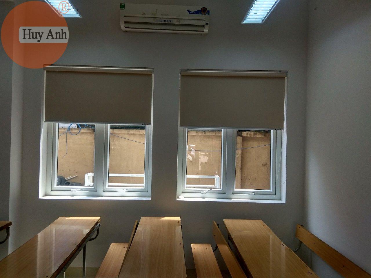 Rèm cửa sổ lớp học (Có 11 màu #)