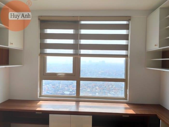 Rèm cửa sổ cầu vồng căn hộ chung cư Hòa Phát, Tân Mai, Hoàng Mai