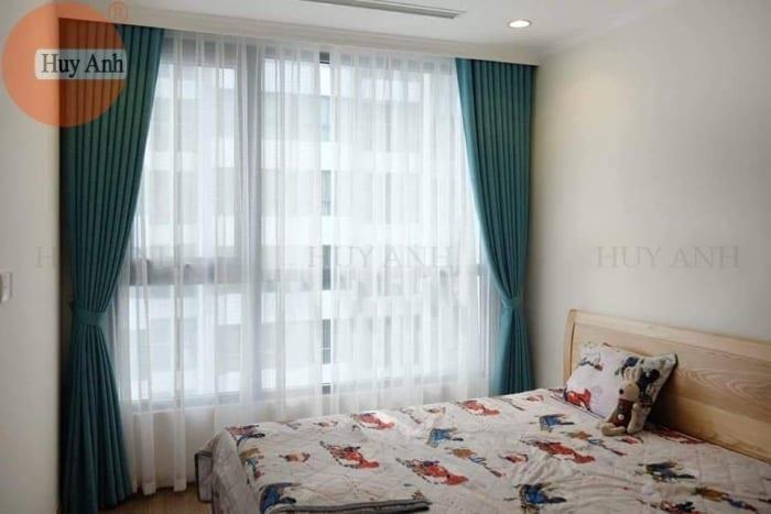 Các mẫu rèm cửa sổ nhỏ, đẹp, hiện đại cho nhà chung cư #2020