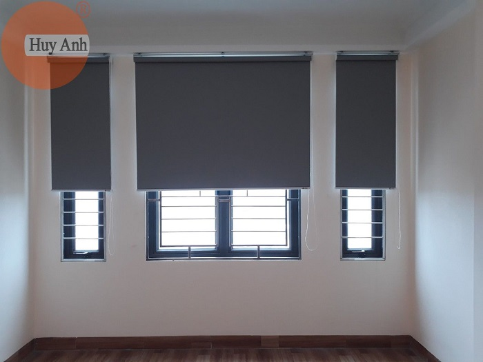 Rèm chắn sáng cho cửa sổ lắp tại Di trạch – Hoài đức