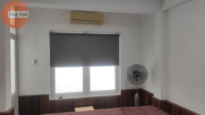 Rèm cửa sổ cản nắng nóng ở Hoàng công chất, Cầu diễn