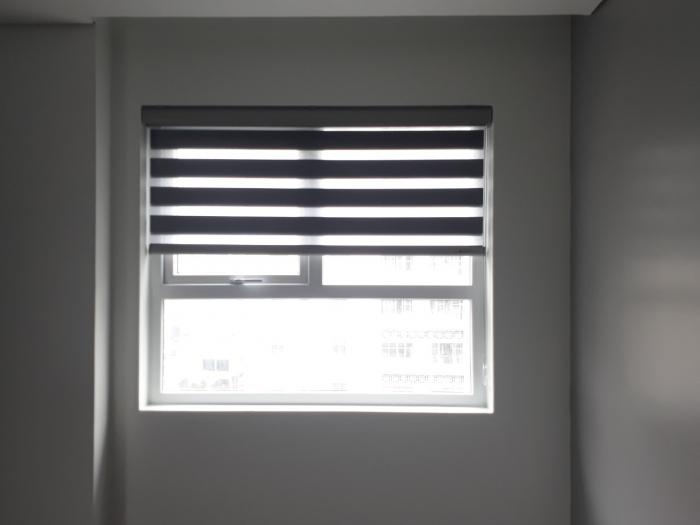 Làm rèm cửa sổ Chung cư Ban cơ yếu chính phủ, lê văn lương